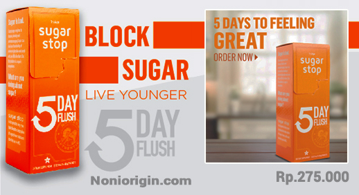 Sugar Stop 5-Day Flush