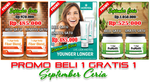 Therapy Gel Beli 1 Gratis 1