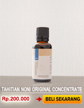 tahitian noni original concentrate