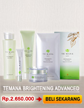 Temana Brightening Advanced